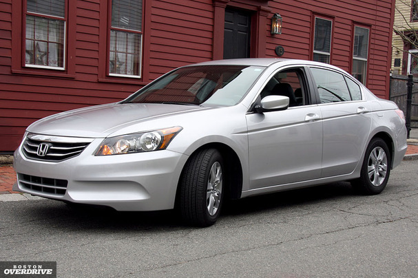 2011 Honda Accord Se Pleasing Predictability And Tweaks