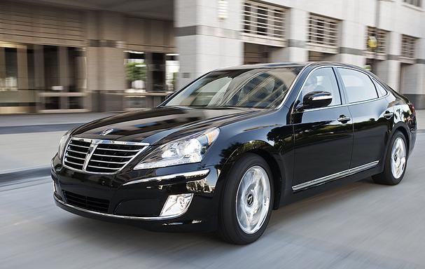 Hyundai Equus General sang trọng