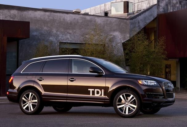audi q7 2011 sport. 2011-Audi-Q7-TDI.jpg
