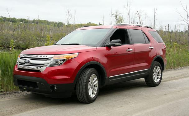 2011 Ford Explorer Reinventing The Classic Suv Boston