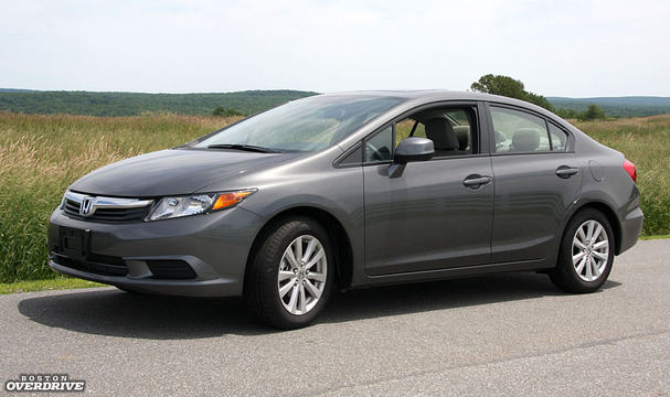 Why the 2012 Honda Civic should have tried harder  Boston
