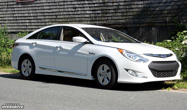 2017 Hyundai Sonata Hybrid Front Jpg