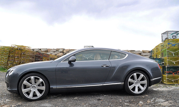 2012 Bentley Continental GT: Charming complacency - Boston Overdrive ...