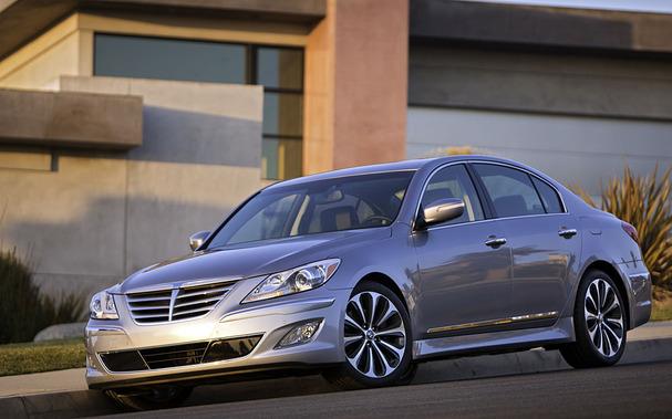 Attractive 2012 Hyundai Genesis R Spec Front