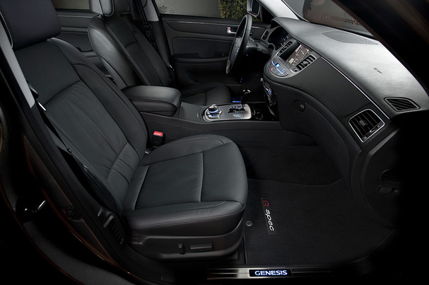 Lovely 2012 Hyundai Genesis R Spec Interior