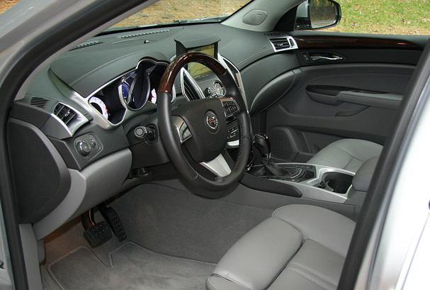 2012 Cadillac Srx Catching Up To The Luxury Cuvs Boston