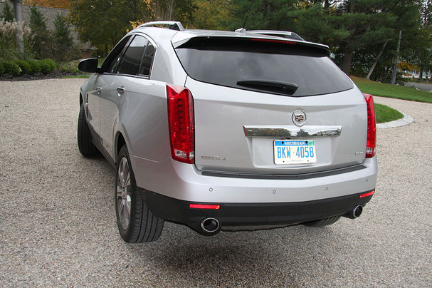 2012 Cadillac Srx Catching Up To The Luxury Cuvs Boston