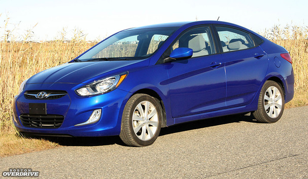 Hyundai Accent 2012mpg >> 2012 Hyundai Accent Wow They Did It Boston Overdrive
