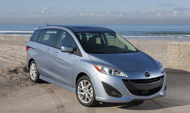 2012 Mazda 5 Mini Minivan Stays The Lonely Course