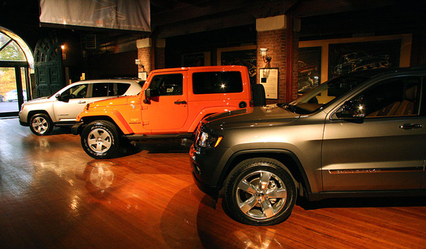 what 39 s new 2012 jeep compass wrangler grand cherokee boston overdrive. Black Bedroom Furniture Sets. Home Design Ideas