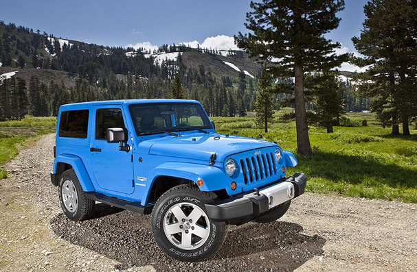 2012 Jeep Wrangler Toy Classic Gets Comfortable Boston Overdrive