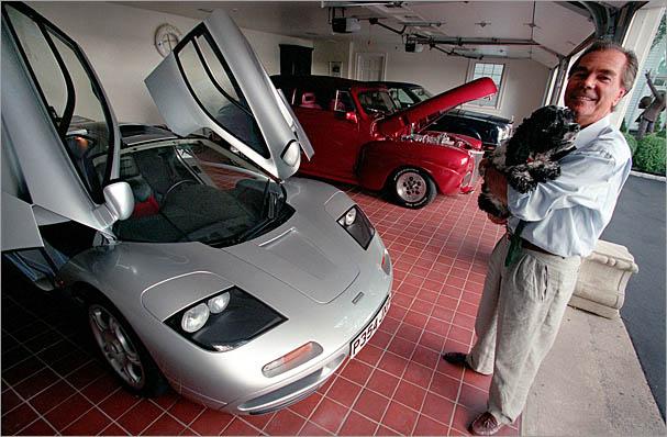 Herb Chambers Boston >> Herb Chambers' McLaren F1 and coffee - Boston Overdrive ...