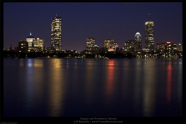 view images. Classic View of Boston. Joao Bustolin of Somerville sent in several shots,