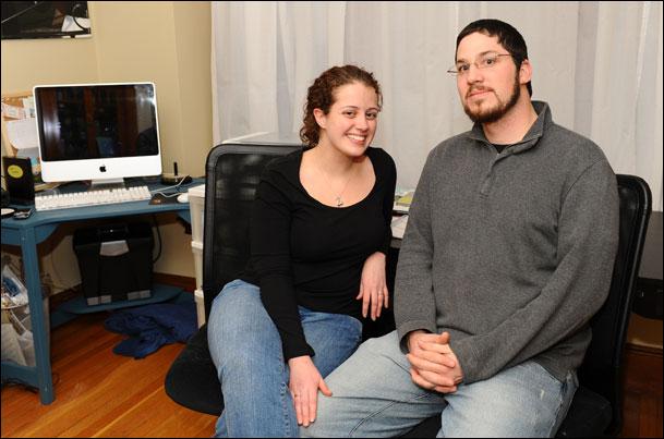 Heather and Jesse Ciras