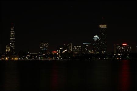 Night Scene Canon1DsIII ISO100 NRon