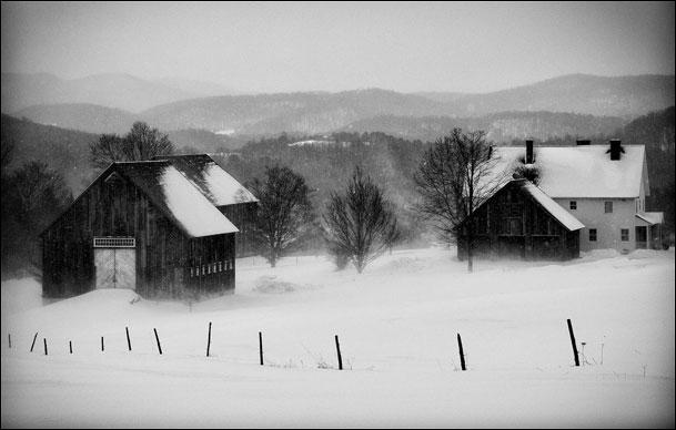 Vermont Snow Storm