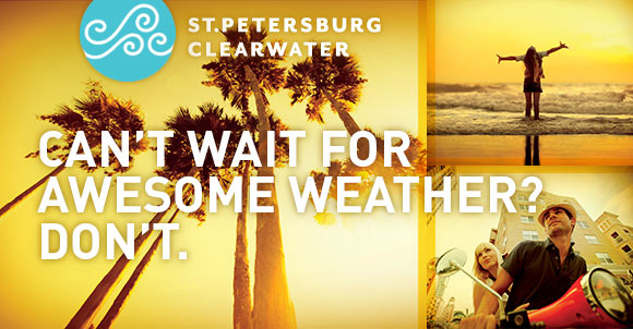 Can't wait for awesome weather? Don't.