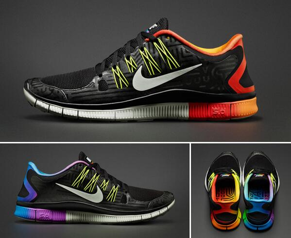 906879be3b8aee Nike has expanded their Be True line of footwear and clothing making the  items available for purchase online