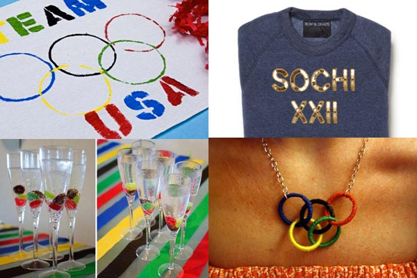 9 diy projects to make your olympics party feel like an authentic 9sochiwinterolympicsdiyideasg solutioingenieria Gallery