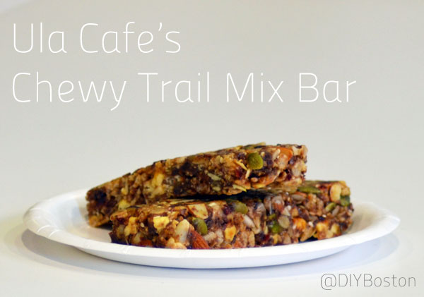 Recipe Fuel Your Workout With Ula Cafe S Chewy Trail Mix