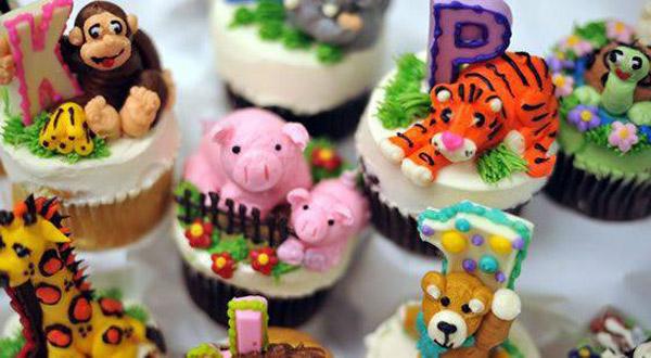 Photo Cupcake Camp Boston Party Favors