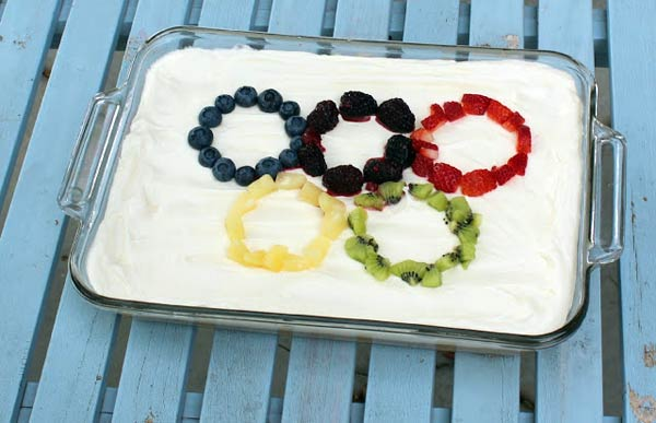9 diy projects to make your olympics party feel like an authentic mooreminutesolympicspartyfoodg solutioingenieria Gallery
