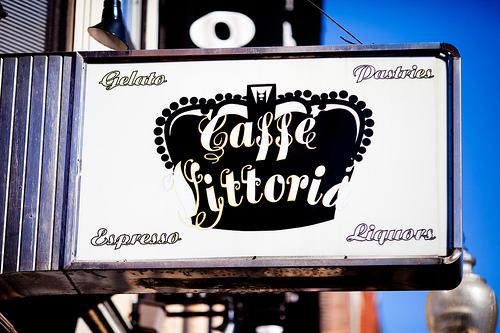 Caffe Vittoria Boston