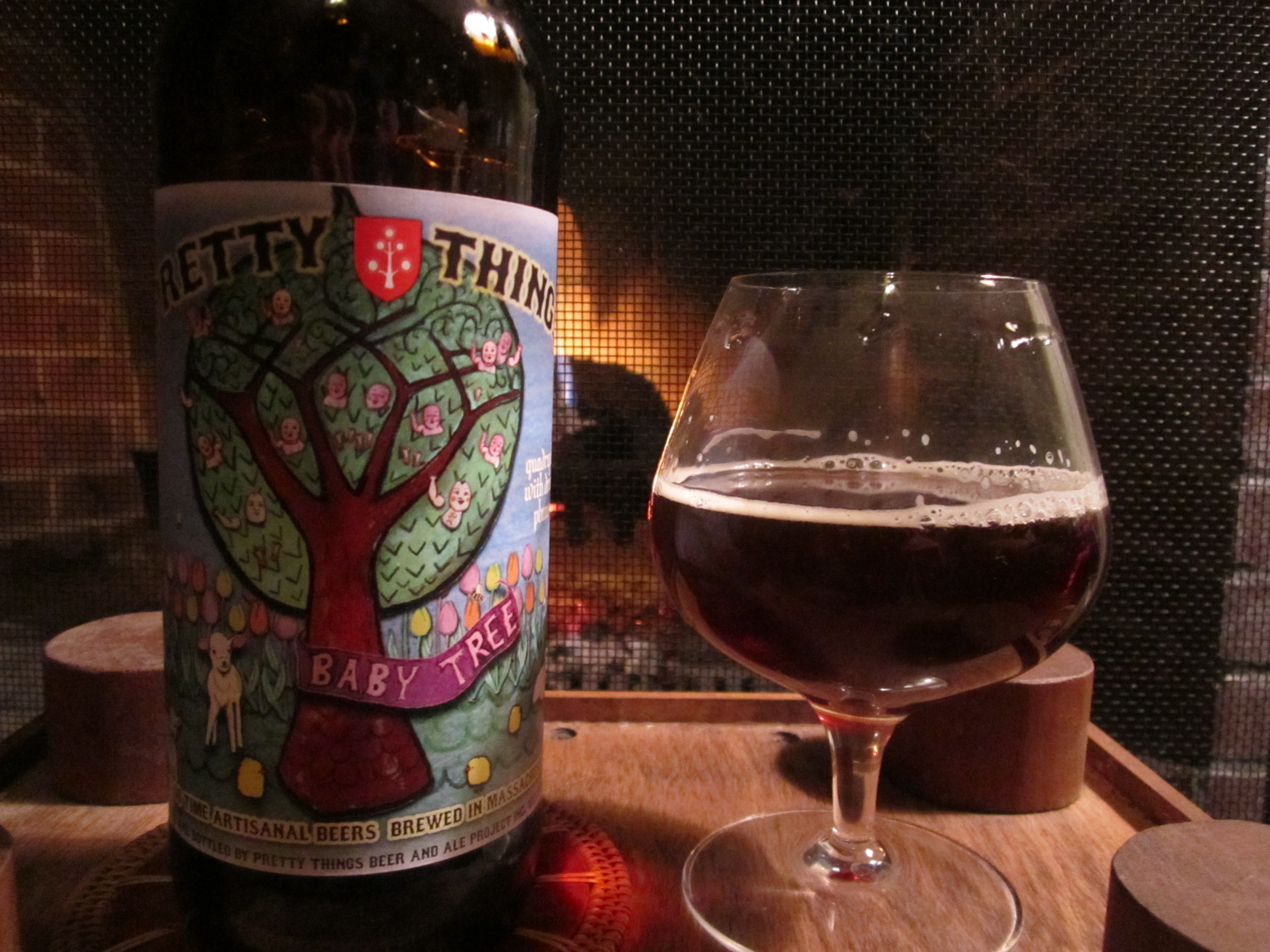 Baby Tree Beer With Baby Tree The