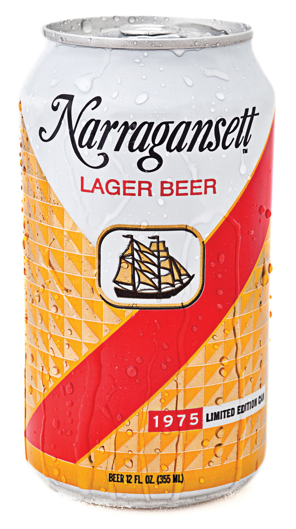 Narragansett Releases 1975 Jaws Can