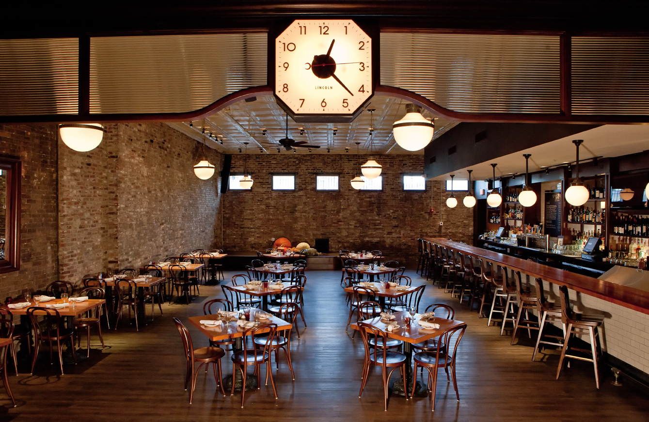 New In Southie Lincoln And Its Stunning Interior Chow