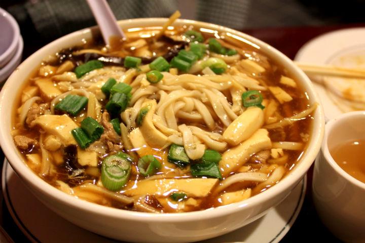 Chinese Food Menu Recipes Take OUt Box Near Meme Noodles