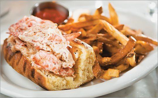 Photo: Lobster Roll from Doyle's Pub and Grill, Brockton, MA | Boston's  Hidden Restaurants