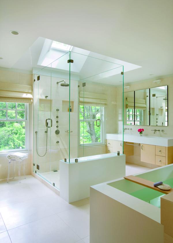 Boston Bathroom Remodeling Minimalist taking bathrooms to the limit