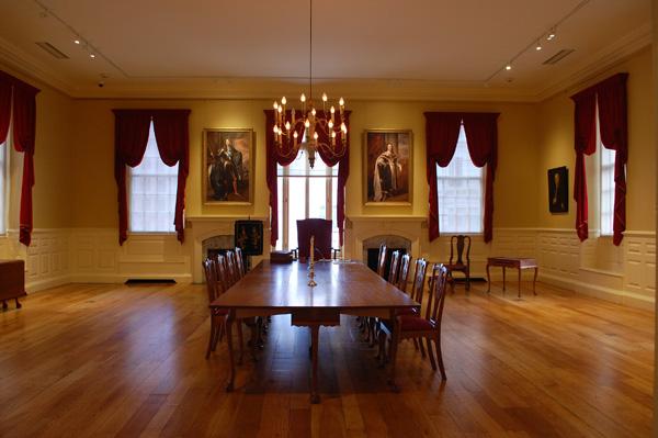 Boston S Council Chamber Transforms Into A Unique Interactive Exhibit Design New England