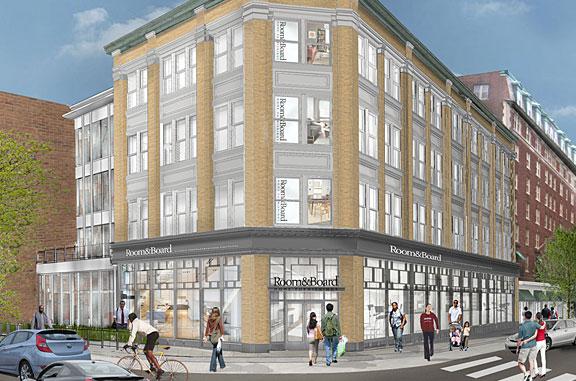 Room Board Opens In Boston Design New England