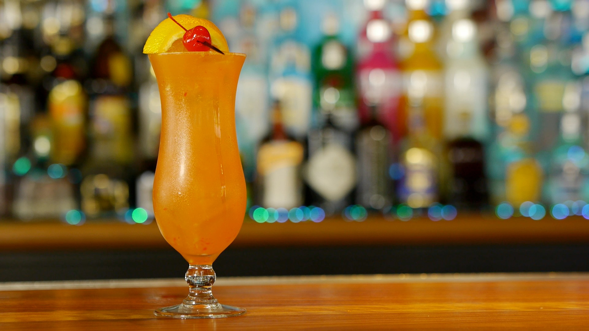 Celebrate Summer With A Boston Hurricane Drink Of The