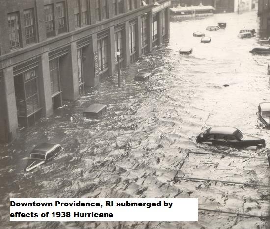 Providence Rhode Island Beaches: The Great Hurricane Of 1938-75th Anniversary