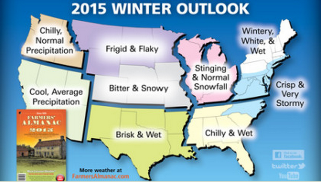Almanac Winter 2014 2015
