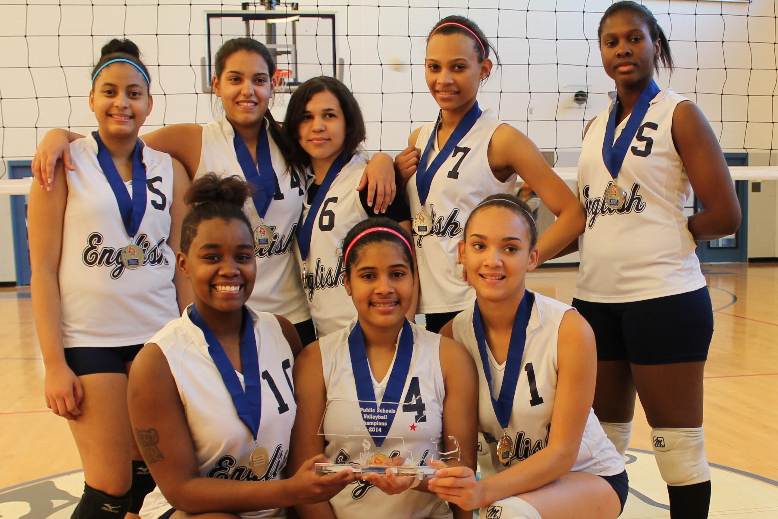 2013 Boston English volleyball championship