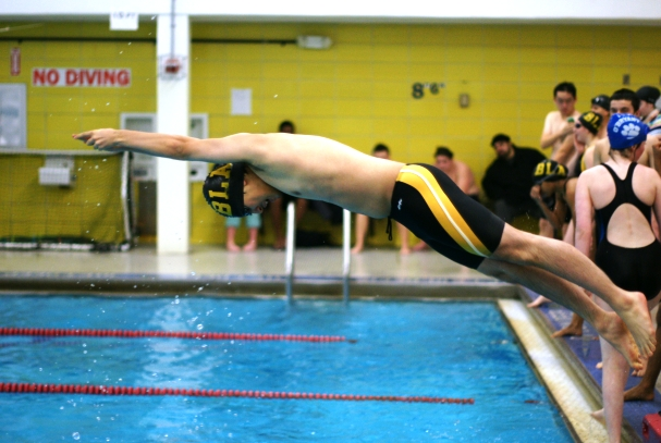 Latin Academy guns for 22nd city swim title, O'Bryant and