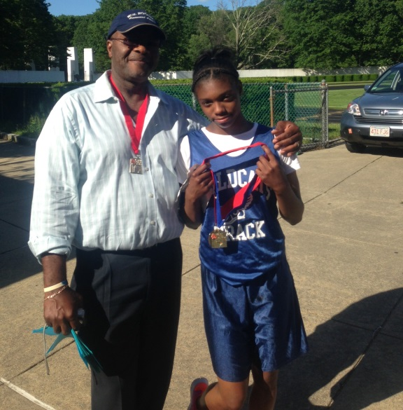 Rogers Orchard Gardens Win Middle School Track City