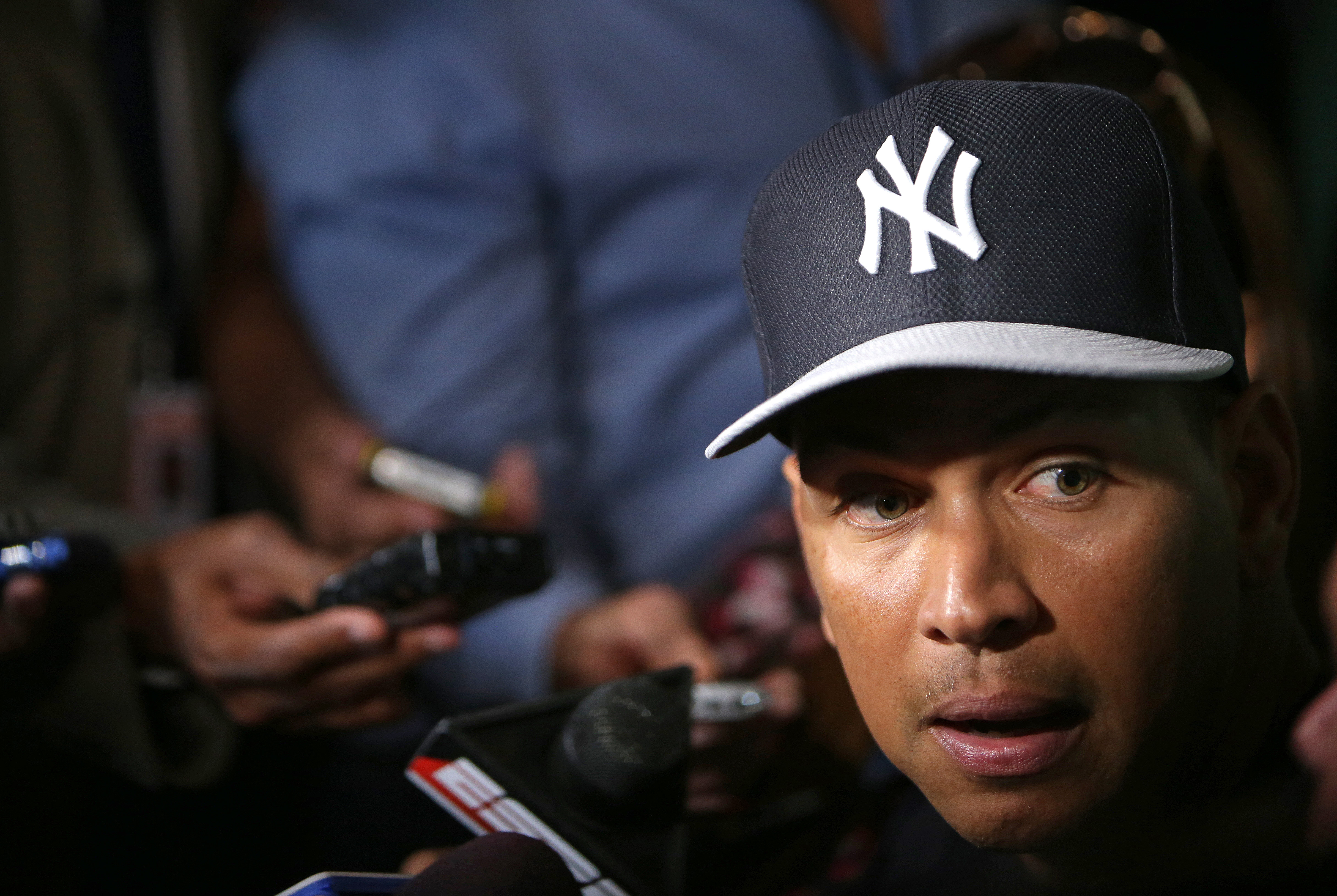A-Rod denies report of leaking information 89425e23846e