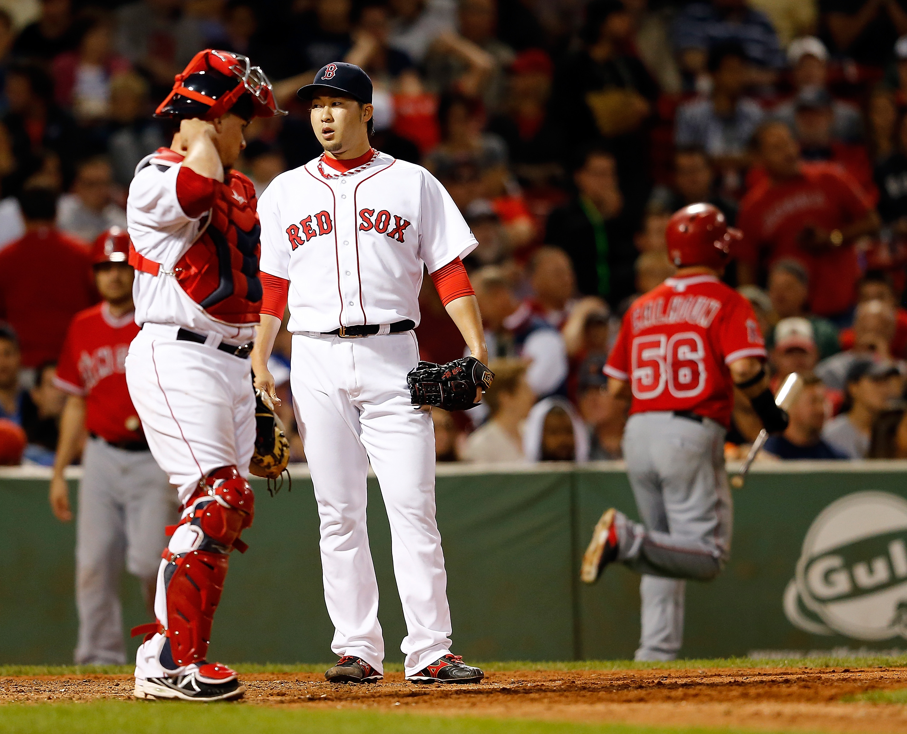 Despite Junichi Tazawa's Struggles, Reliever Says Fatigue is Not an Issue