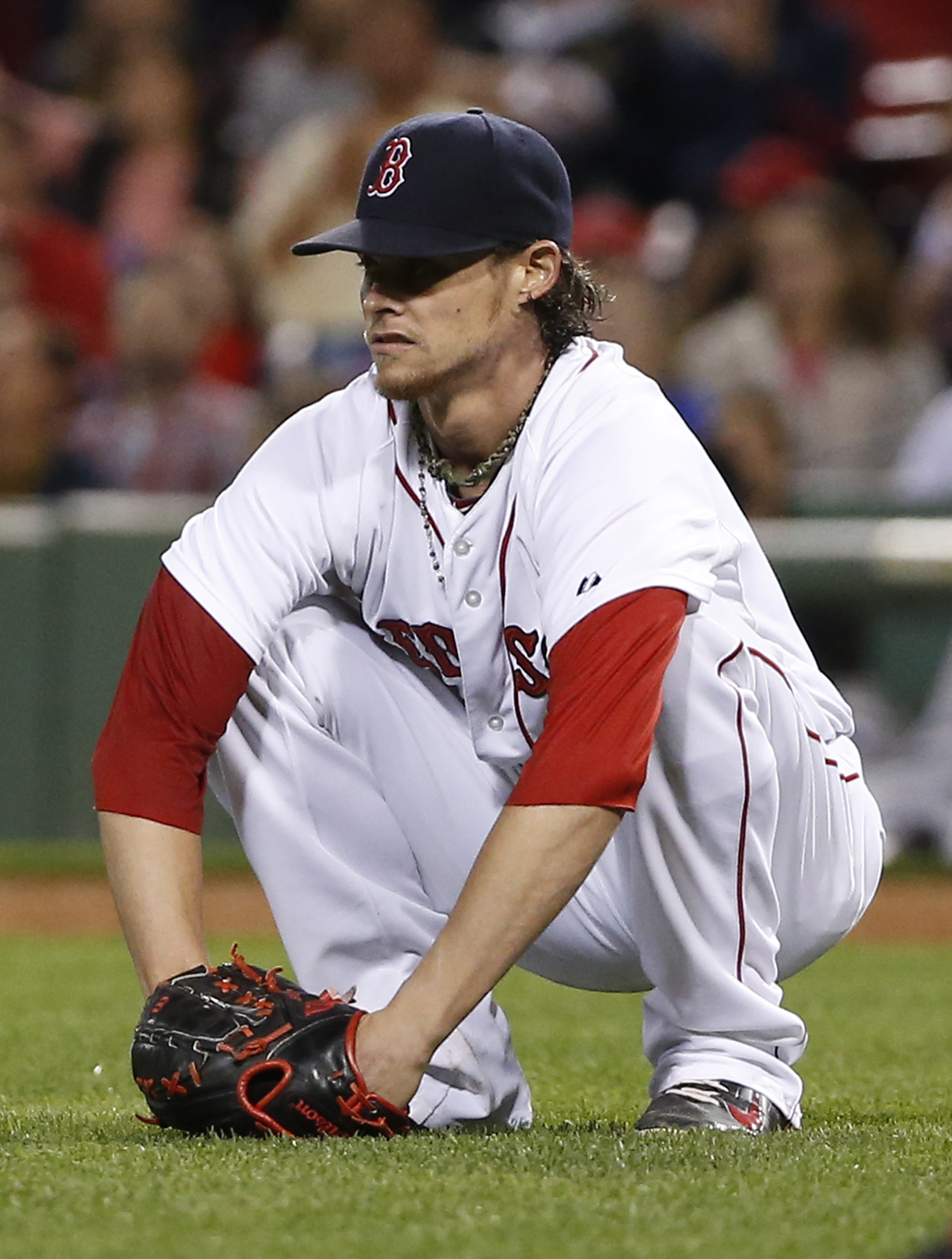 Quantifying the Inconsistency of Clay Buchholz