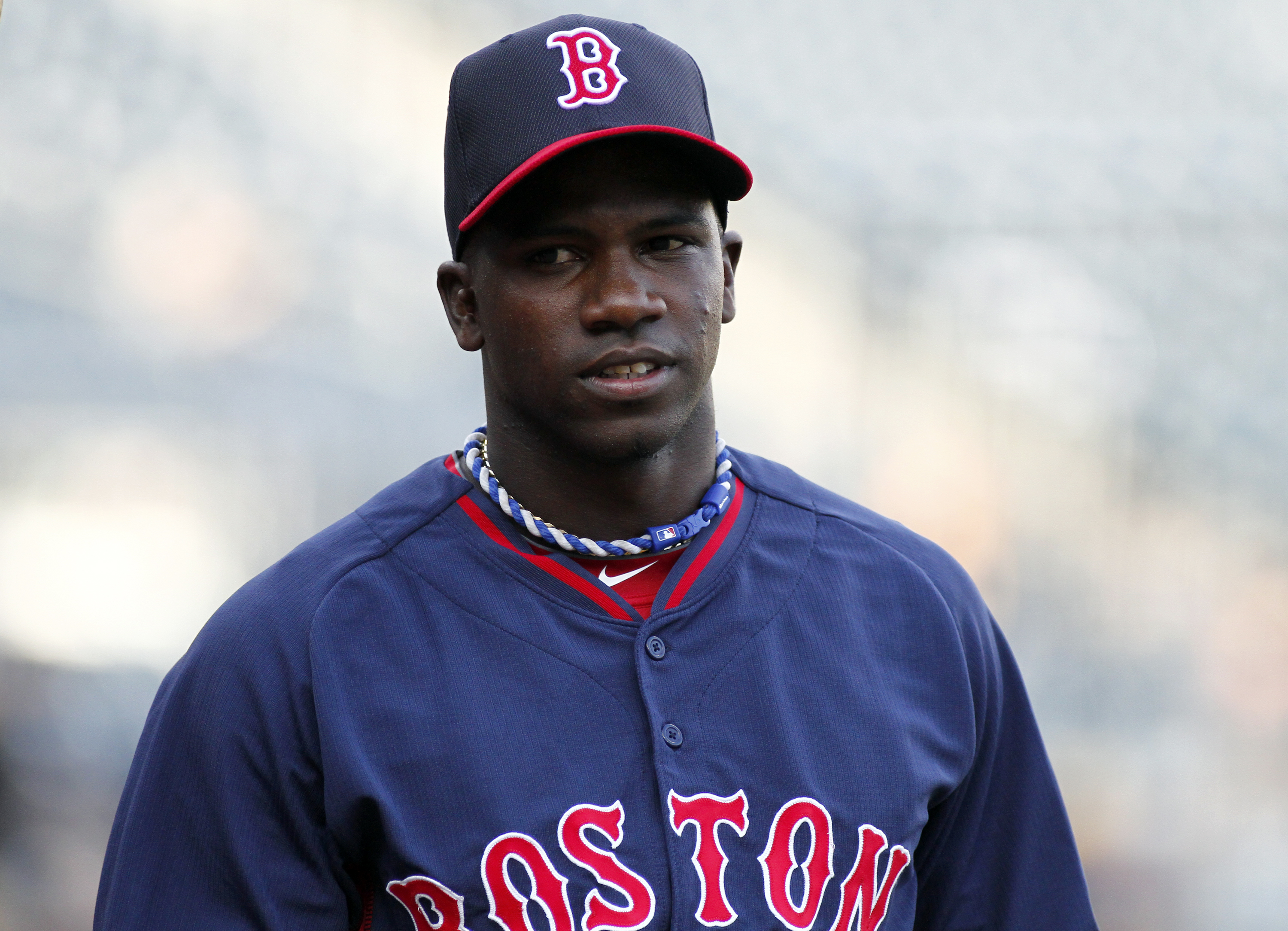 Rusney Castillo May Be Done for Winter
