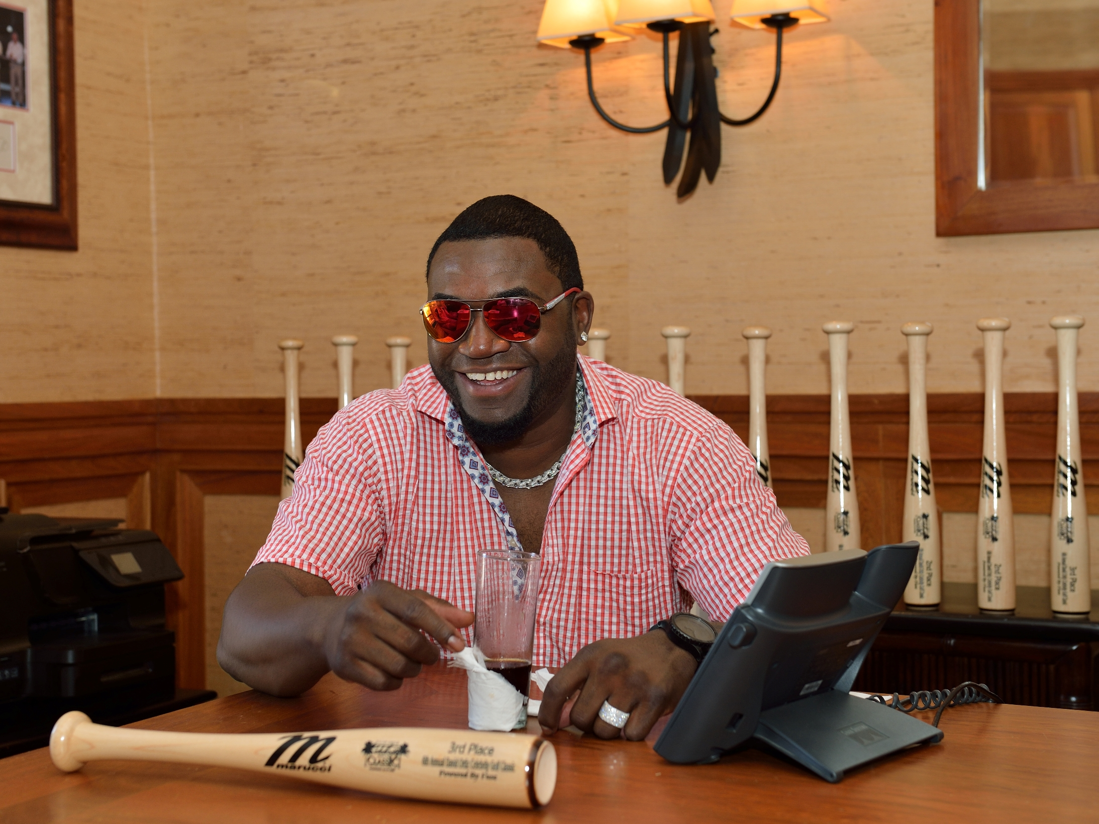 Auction Underway to Support David Ortiz Celebrity Golf Classic