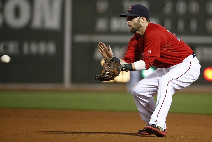 Dustin Pedroia Snags Fourth Gold Glove Award