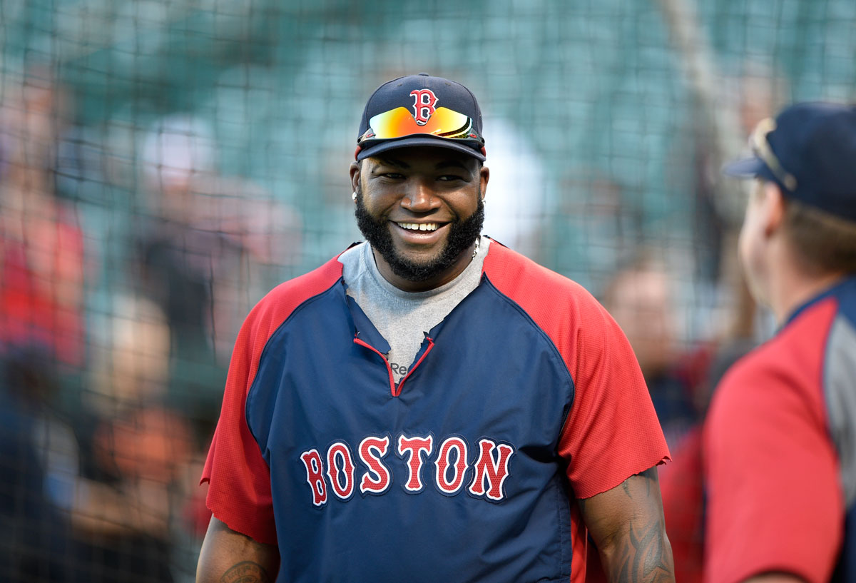 Chat with Red Sox Slugger David Ortiz Friday at 11 a.m.