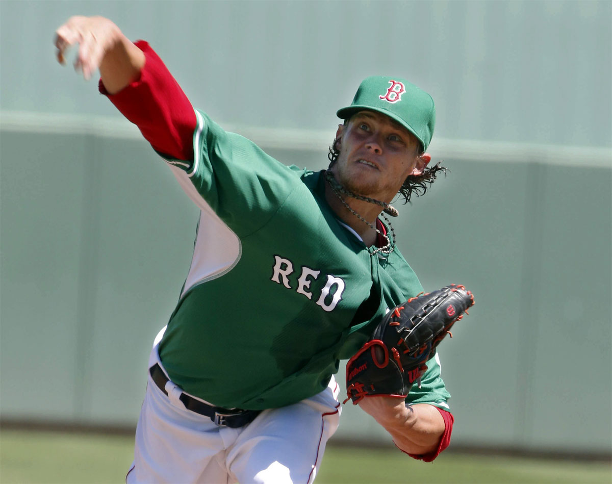 Another Solid Outing for Clay Buchholz Against Braves