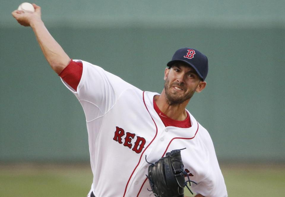 All About That Ace: Rick Porcello May Be Holding All the Cards
